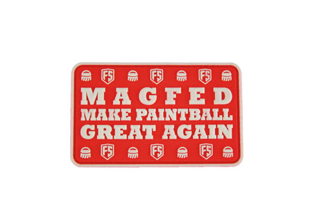 MAGFED - Make PAINTBALL Great Again - FS PATCHES - MAGFED PROSHOP - 1