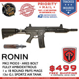 Ronin 13ci Air Tank Bundle - MAGFED PROSHOP - 1