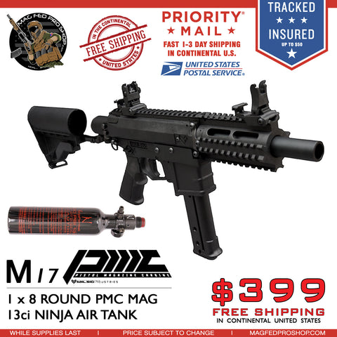 M17 PMC and Air Tank Bundle