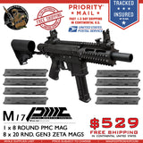 M17 PMC 8 Zeta Mag Bundle