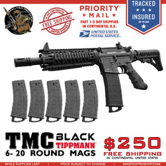 Black TMC 6 MAG Bundle