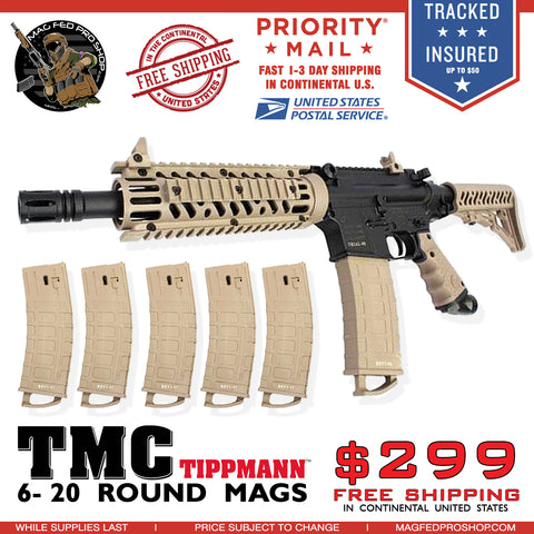 TMC 6 MAG Bundle