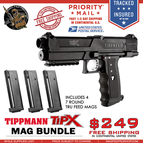 TiPX BUNDLE | TPX 4 MAG PACKAGE - MAGFED PROSHOP - 1
