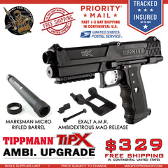 TiPX BUNDLE | Exalt AMR & Micro Barrel PACKAGE - MAGFED PROSHOP