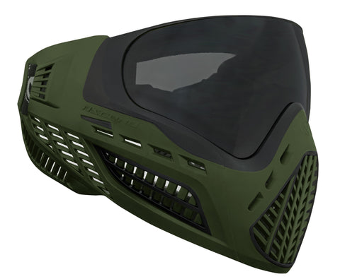 Virtue VIO™ Ascend Thermal Paintball Mask | OD Green Goggle
