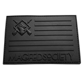 MAGFED SOCIETY Black & White Cookie Set