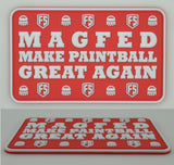 MAGFED - Make PAINTBALL Great Again - FS PATCHES - MAGFED PROSHOP - 2