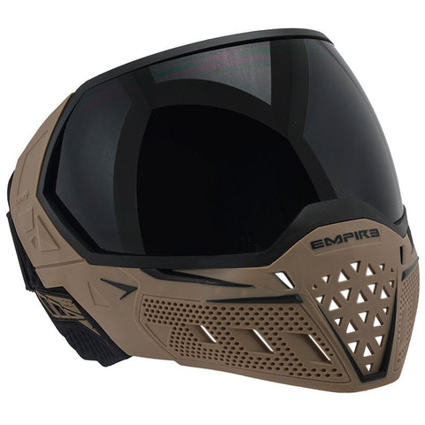EVS Mask - Tan - Paintball Mask - MAGFED PROSHOP