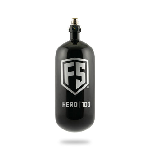 First Strike Hero 100 C.I. 4500 PSI Carbon Fiber Air Tank