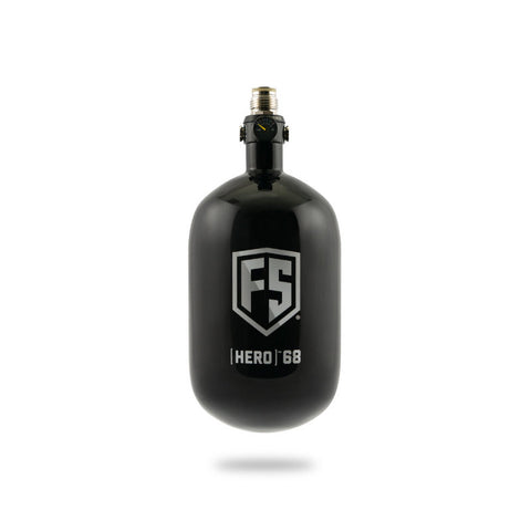 First Strike Hero 68 C.I. 4500 PSI Carbon Fiber Air Tank
