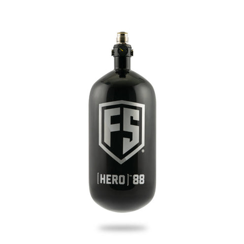 First Strike Hero 88 C.I. 4500 PSI Carbon Fiber Air Tank