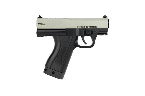 First Strike Compact Pistol - FSC Silver/Black