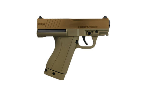 First Strike Compact Pistol - FSC Bronze/Tan