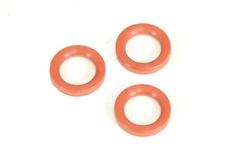 HEAT CORE Valve Stem O-Ring Pack (Pack of 3 orange orings) - MAGFED PROSHOP - 1