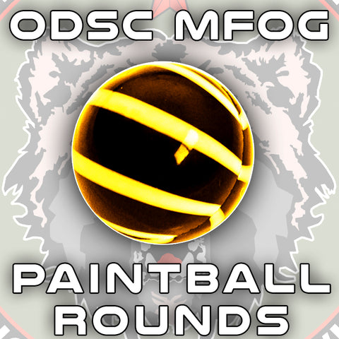 ODSC MFOG 79 Paintballs