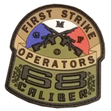 First Strike Operators Patch - MAGFED PROSHOP - 2