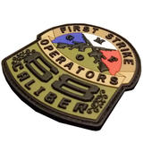 First Strike Operators Patch - MAGFED PROSHOP - 1