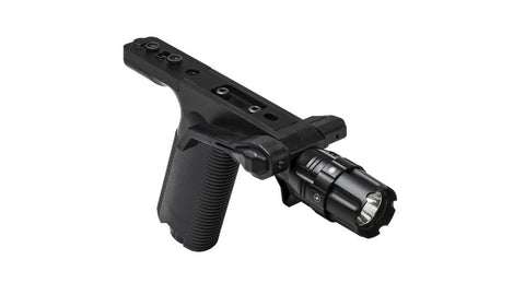 VGF Vertical Grip with Integrated Strobe Flashlight
