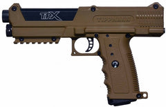Coyote Brown TiPX TIPPMANN PAINTBALL PISTOL - MAGFED PROSHOP