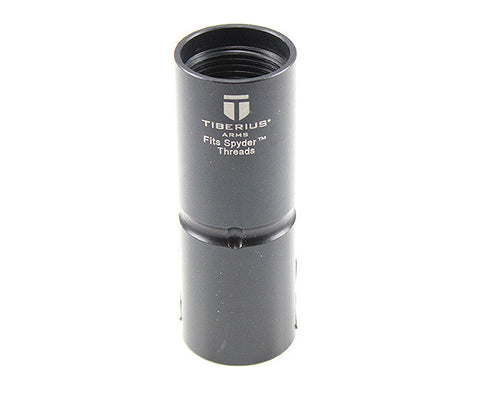 T15 Barrel Adapter - Spyder Threads - MAGFED PROSHOP - 1