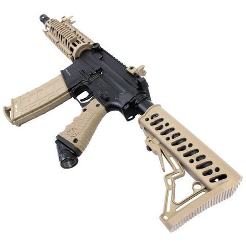 Tippmann TMC Paintball Magfed Marker - Black/Tan