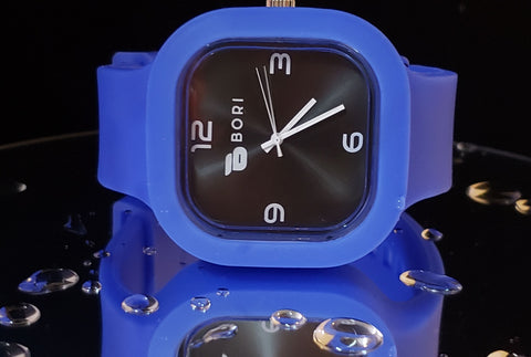 Bori Silicone watch Large Size