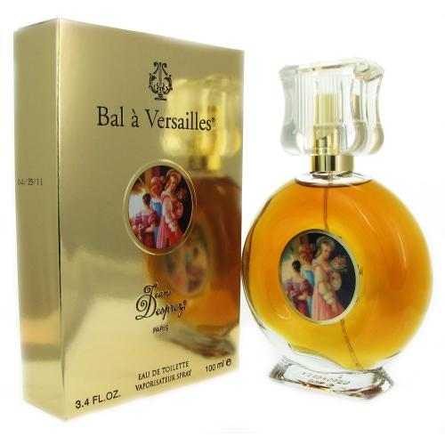 BAL A VERSAILLES 3.4 OZ EDT FOR WOMEN BY JEAN DESPREZ