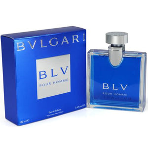 BLV POUR HOMME FOR MEN 3.4 OZ EDT BY BVLGARI