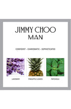 Load image into Gallery viewer, JIMMY CHOO MAN EAU DE TOILETTE SPRAY FOR MEN BY JIMMY CHOO