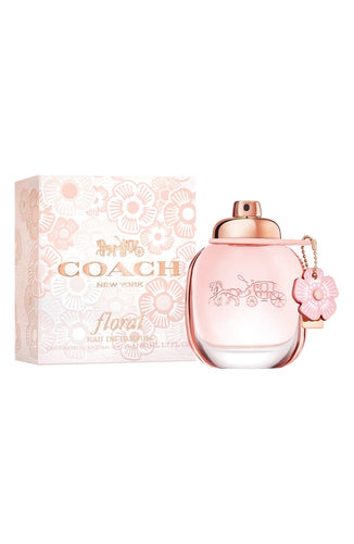 coach new york floral eau de parfum the fragrance dealer thefragrancedealer.com