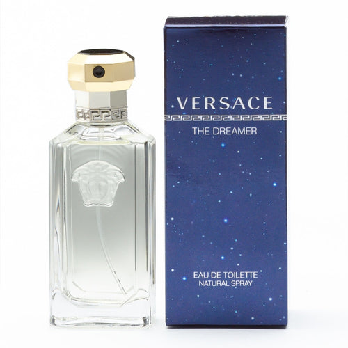 versace the dreamer eau de toilette the fragrance dealer thefragrancedealer.com