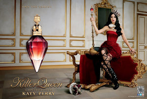 KILLER QUEEN EAU DE PARFUM BY KATY PERRY FOR WOMEN 3.4 OZ