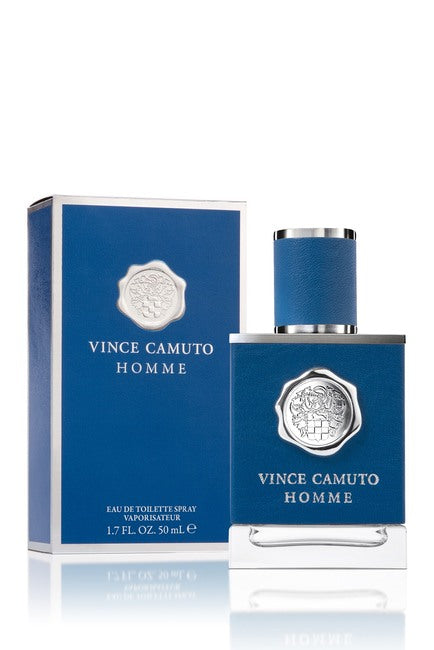 VINCE CAMUTO HOMME EAU DE TOILETTE SPRAY FOR MEN BY VINCE CAMUTO