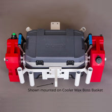 Load image into Gallery viewer, Trolling Boss - Optional Motor mount for Cooler Boss Max and Build a Basket