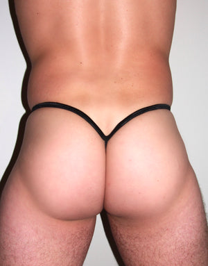 Satin Tanga Thong