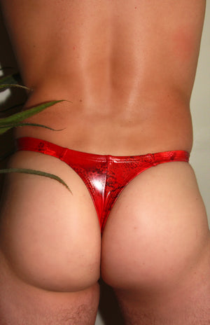 Anaconda Limited Edition Basic Thong