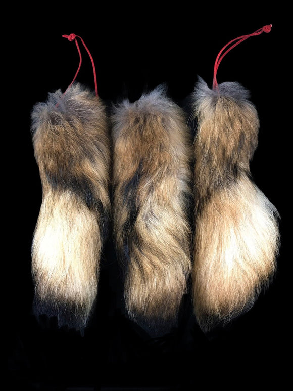 Coyote Tails - Natural