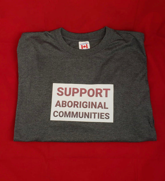 Support Aboriginal Communities T-Shirt Unisex