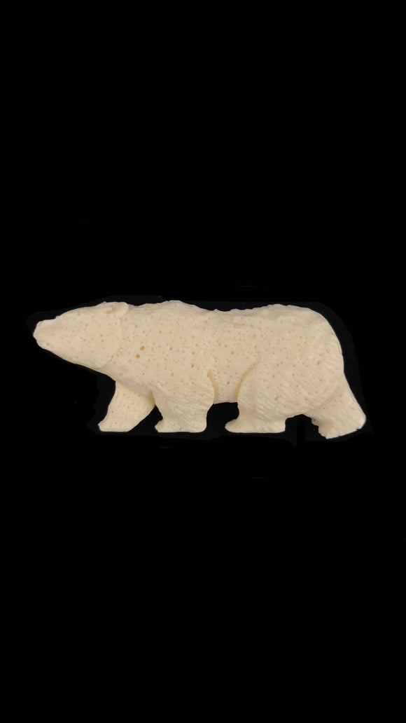 Replica Carved Bear Magnet