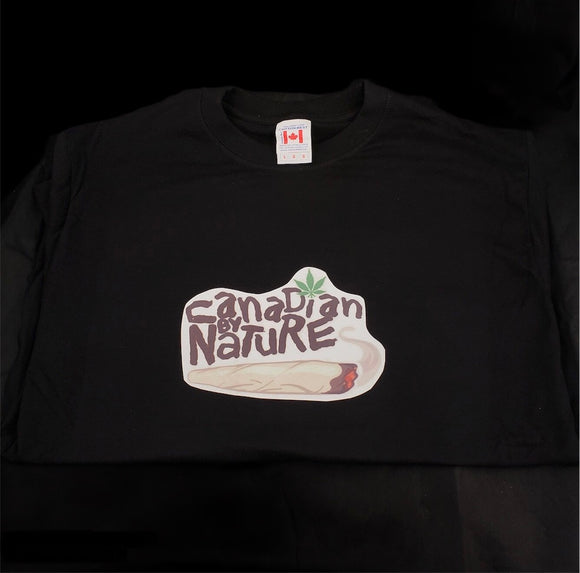 Canadian By Nature T-Shirt Unisex