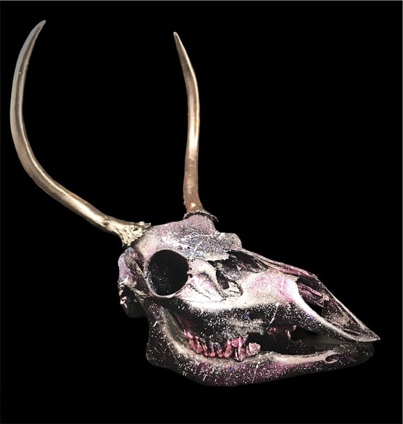 Buck Skull - Galaxy Theme - Small