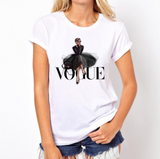 Plus Size XS-4XL New Camisetas Verano Mujer 2019 Thin Section T Shirt Vogue Letter  Female T-shirt Fashion Women Tshirt