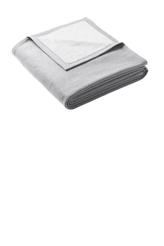 Boces BP79  Port & Company® Oversized Core Fleece Sweatshirt Blanket