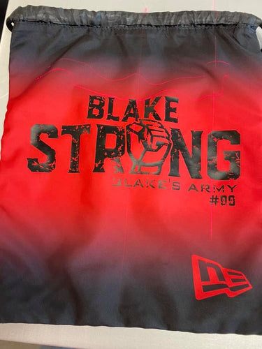Blake's Drawstring BackPack