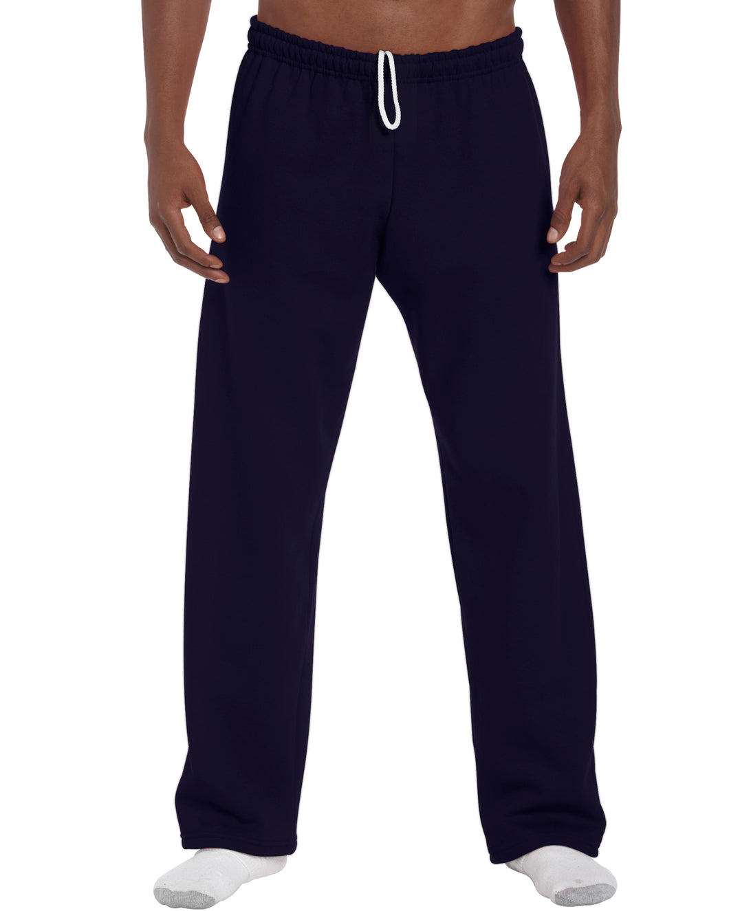 Hornell Special Olympics GD383 Gildan® 18400 Heavy Blend™ Adult Open Bottom Sweatpants