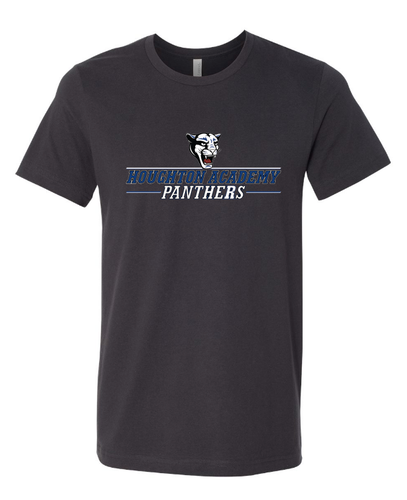 Houghton Academy Panther Bella Tee