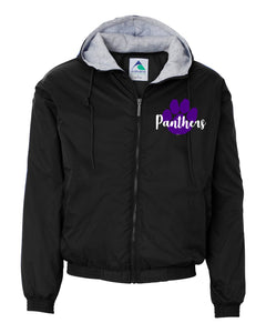 ANDOVER Augusta Sportswear® Hooded Taffeta Jacket Fleece Lined