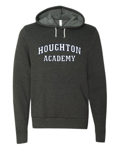 Houghton Youth Academy Unisex Sponge Fleece Hoodie