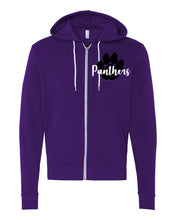Load image into Gallery viewer, Andover BELLA Unisex Sponge Fleece Full-Zip Hoodie - 3739