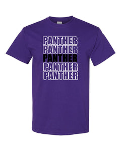 Andover Panthers Print Gildan - Heavy Cotton T-Shirt - 5000